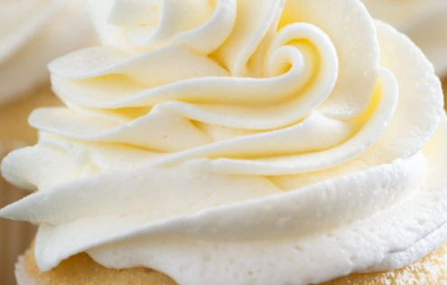 Can I use a blender instead of a mixer for frosting?